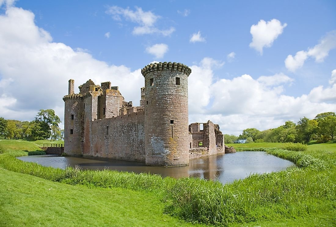 Medieval Castles - Features and History