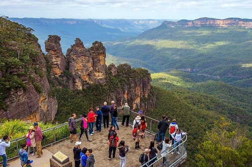 Greater Blue Mountains Area, Australia