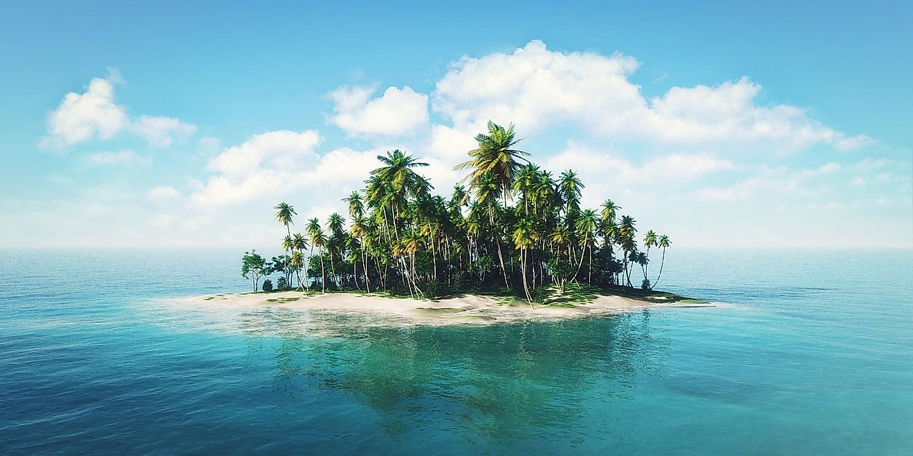 Which Countries Have The Most Islands?