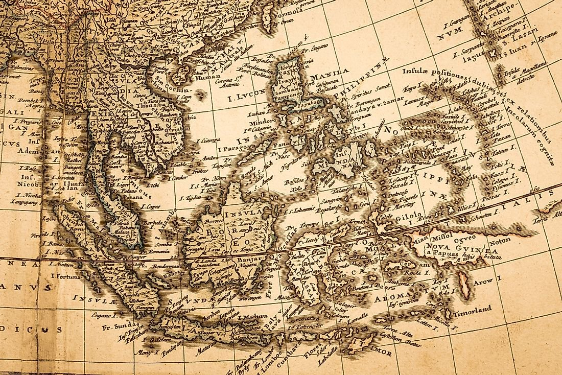 The Oldest Map Projections in the World