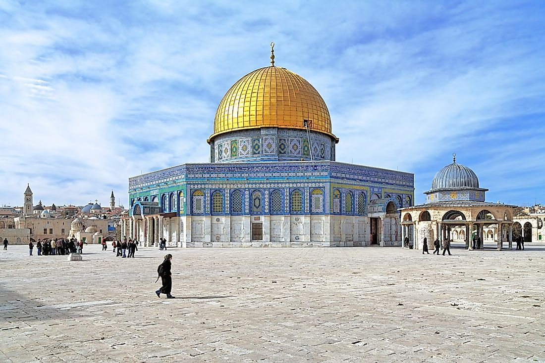 Holy Sites of Judaism