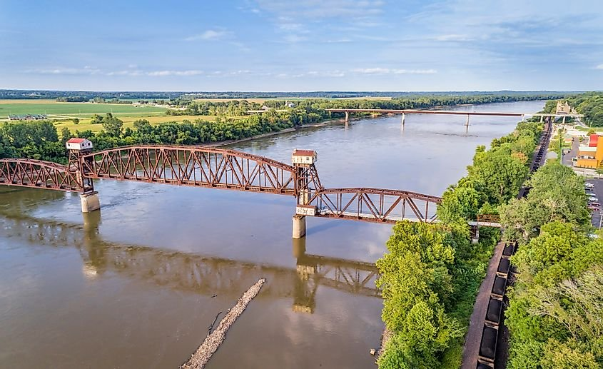 10 Longest Rivers In The United States