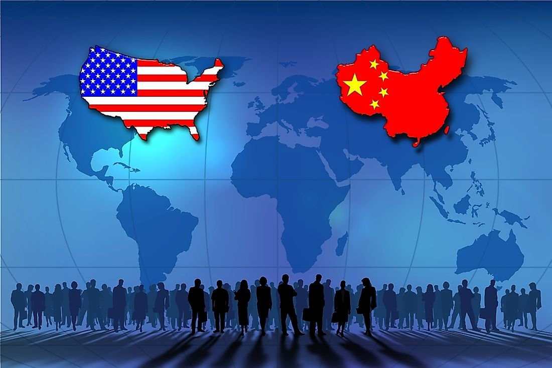Is China Bigger Than the United States?