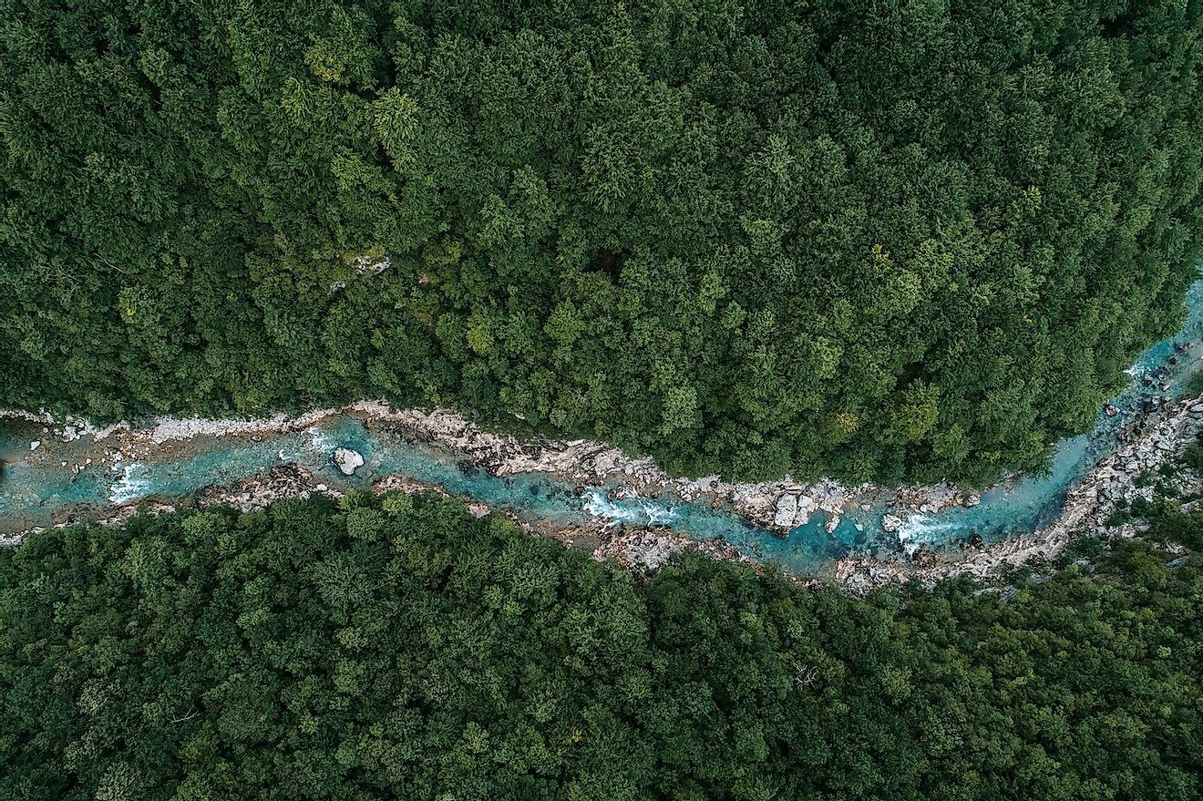 Here's How Rivers Are Actually Formed