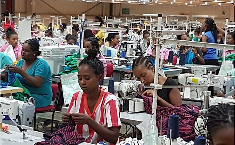 What Are The Major Industries In Ethiopia?