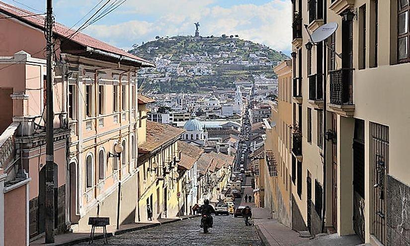 UNESCO World Heritage Sites In Ecuador