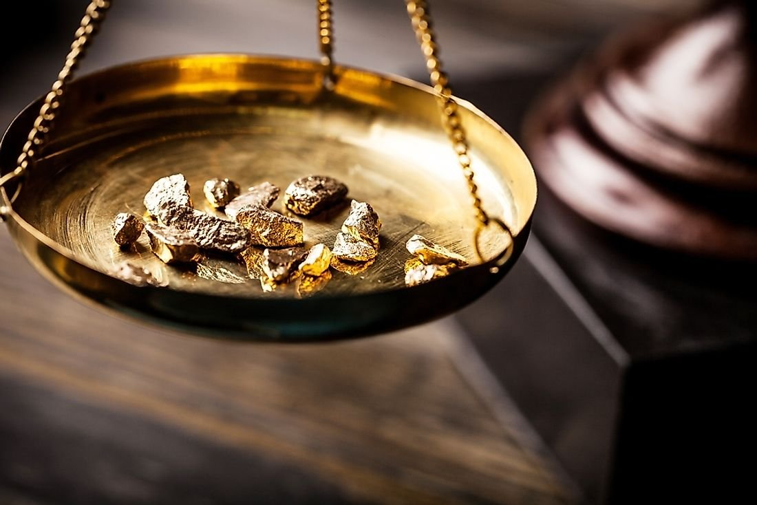 Which Country is the World's Largest Producer of Gold?