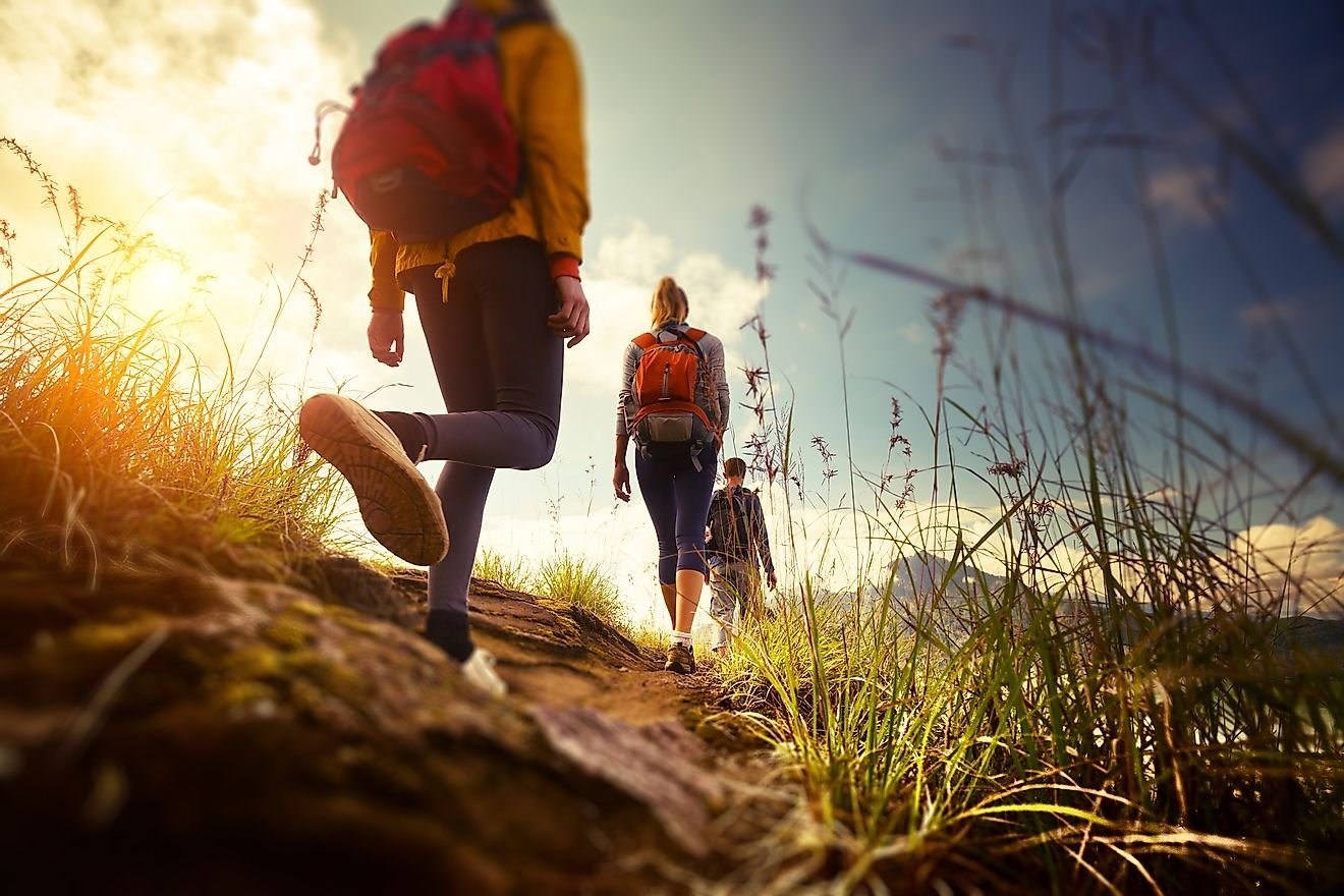 The Most Difficult Hiking Trails From Around The World