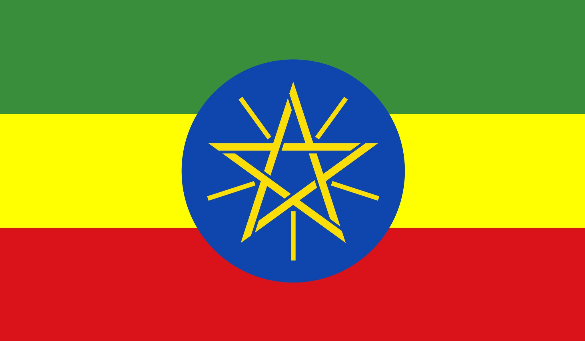 Flags, Symbols & Currency of Ethiopia