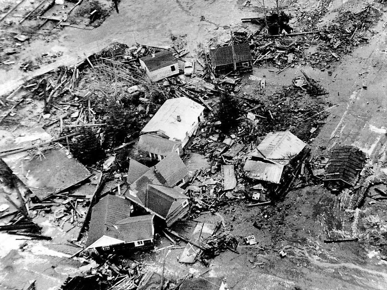 The Biggest Earthquakes in US History