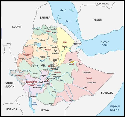 The Conflict In Ethiopia