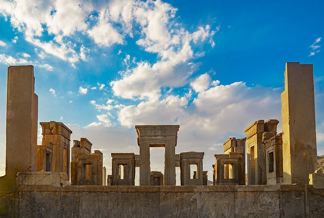 What Was the Persian Empire?