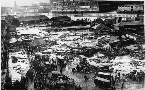 The Great Molasses Flood Was Bostons Strangest Disaster