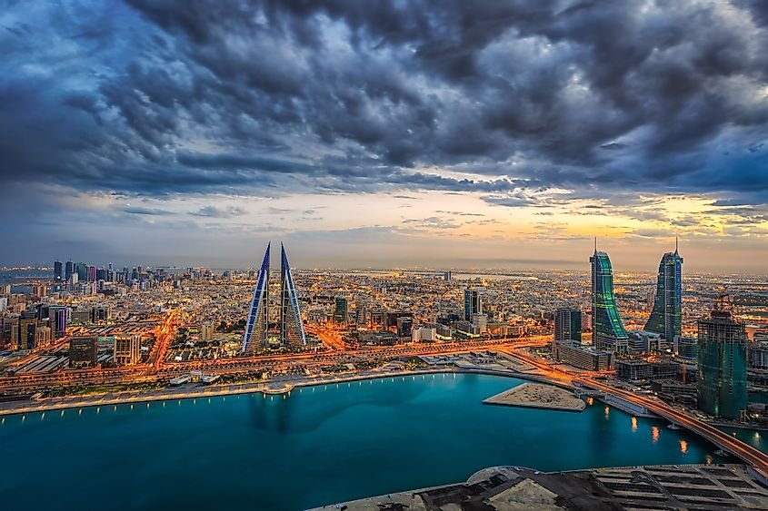 Arabian Peninsula Countries