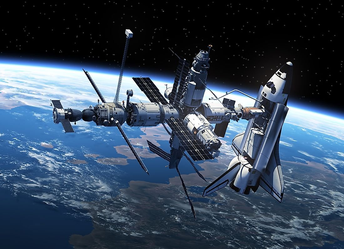 What Are The Uses Of A Space Station?