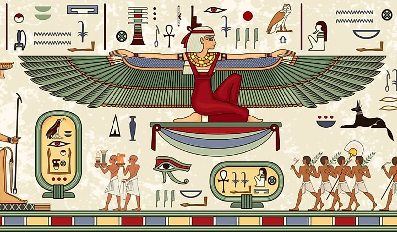 10 Interesting Facts About Ancient Egyptians