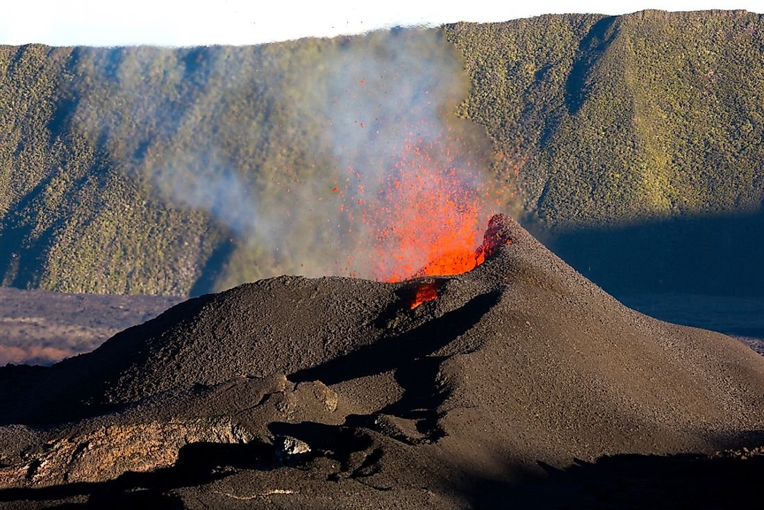 Where are Most Volcanoes Likely to Form?