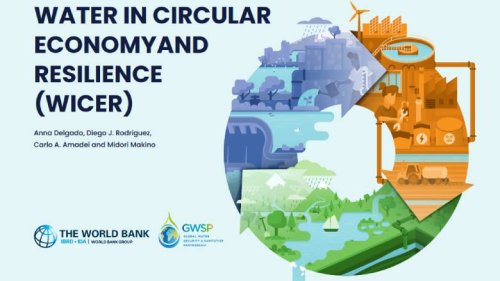 Water in Circular Economy and Resilience (WICER)