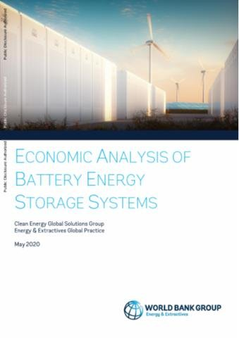 Economic Analysis of Battery Energy Storage Systems