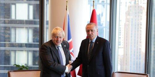Erdogan's new friend in Europe