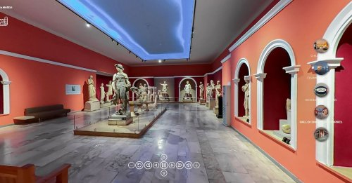 10 Virtual Tours of Archaeological Sites Museums in Turkey