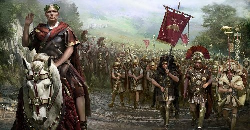 Ancient Roman Warfare