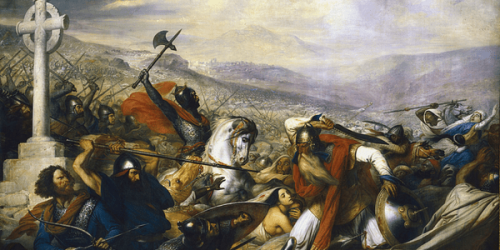 The Legacy of Charles Martel & the Battle of Tours