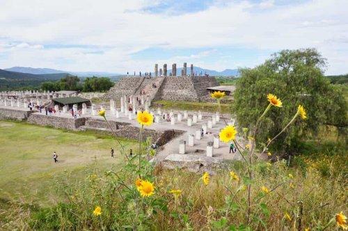 Die 15 schönsten Maya Tempel, Azteken Pyramiden und Ruinen in Mexiko