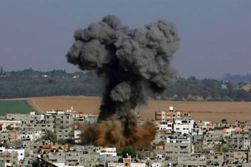 Israeli-Palestinian Clashes Resonate Across the Middle East