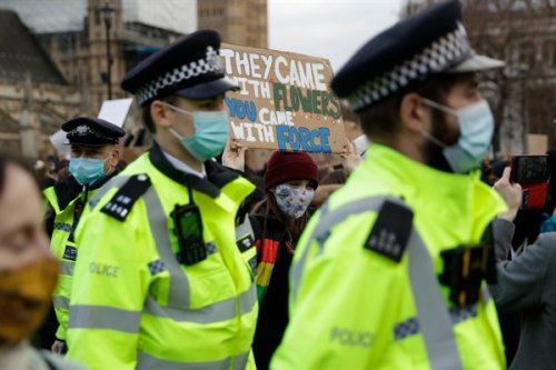 The U.K.'s Misguided Effort to Criminalize Protests