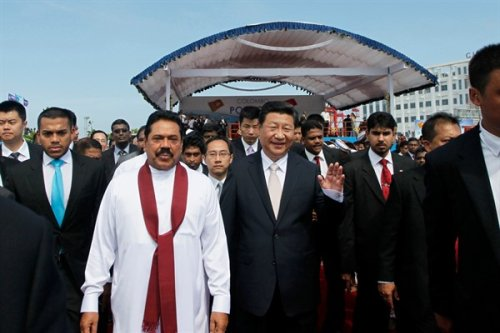 Another Chinese Megaproject Causes Controversy in Sri Lanka