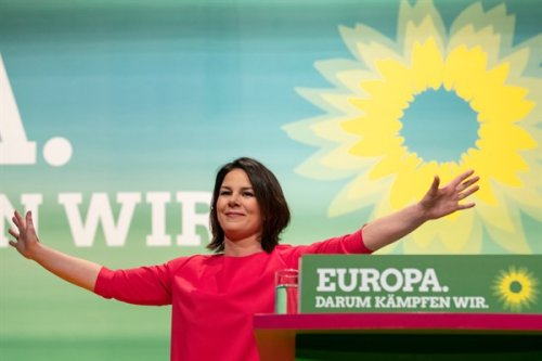 The German Greens' Evolution on Foreign Policy