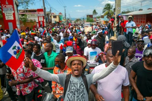 Haiti Is Slowly Becoming an Autocracy