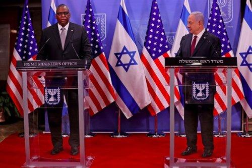 Israel Tries Its Hand at 'Maximum Pressure' on Iran