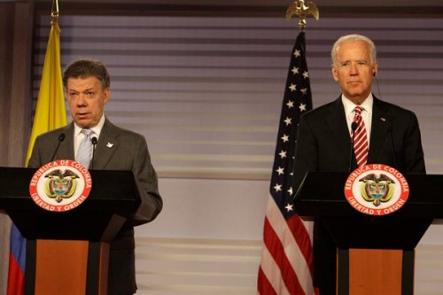 Colombia's Shaky Peace Deal Needs Biden's Support