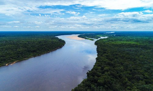 Only 17% of Free-flowing Rivers are Protected