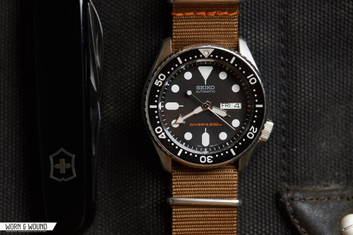 10 Years Later: The Seiko SKX007 As Seen By The W&W Editors