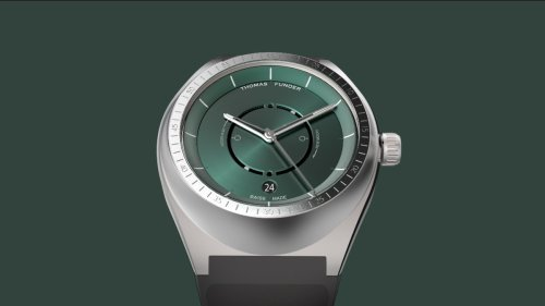Introducing New Modular Watches From Måne by Thomas Funder