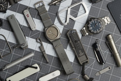 Everyday Carry Gear is Now Available at the Windup Watch Shop