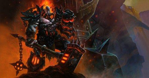 Krieger in World of Warcraft