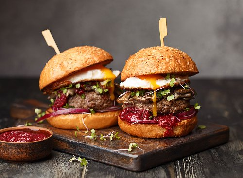 13 Hacks To Make Your Burger Healthier   Eat This Not That
