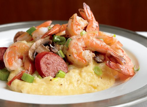 Low-Calorie Shrimp and Grits Recipe | Eat This Not That
