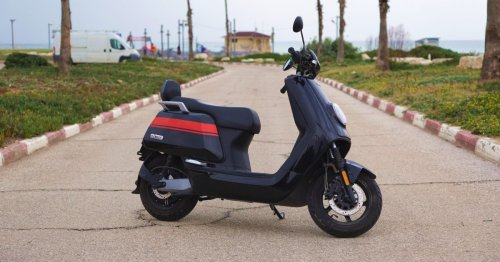 NIU NGT electric scooter review: Riding fast for over 1,000 km (600 mi)