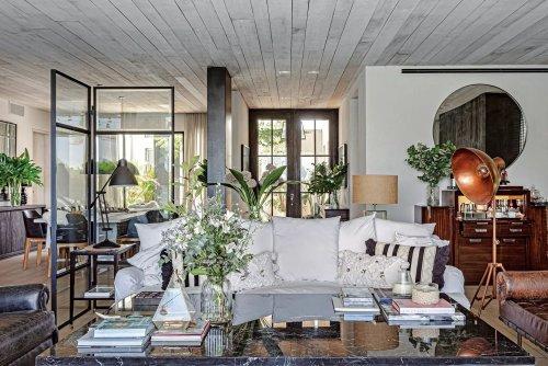 Une architecte a conçu sa propre maison contemporaine en Argentine