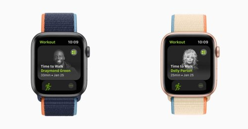 How to use Apple Watch Time to Walk, add/remove episodes - 9to5Mac