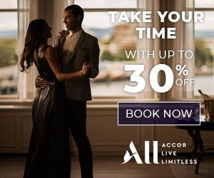 Save up to 30% for stays at Fairmont Hotels in the Americas