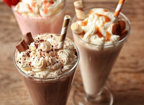 The Best Milkshake in Every State, According to Yelp | Eat This Not That