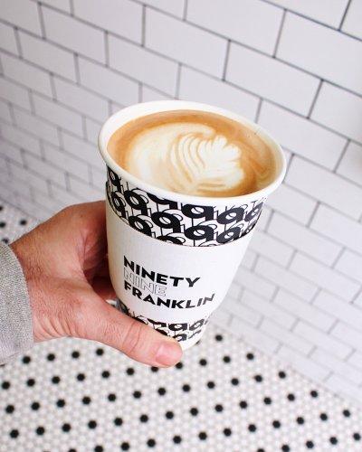 99 Franklin Opens Espresso Shop at Eponymous Address