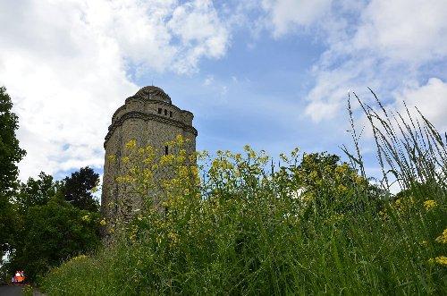 Wanderung um den Bismarckturm Ingelheim - DieReiseEule