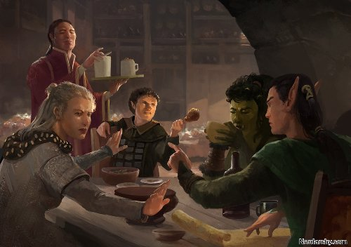 Talk Your Way Into 5E D&D Adventure with Social Interaction